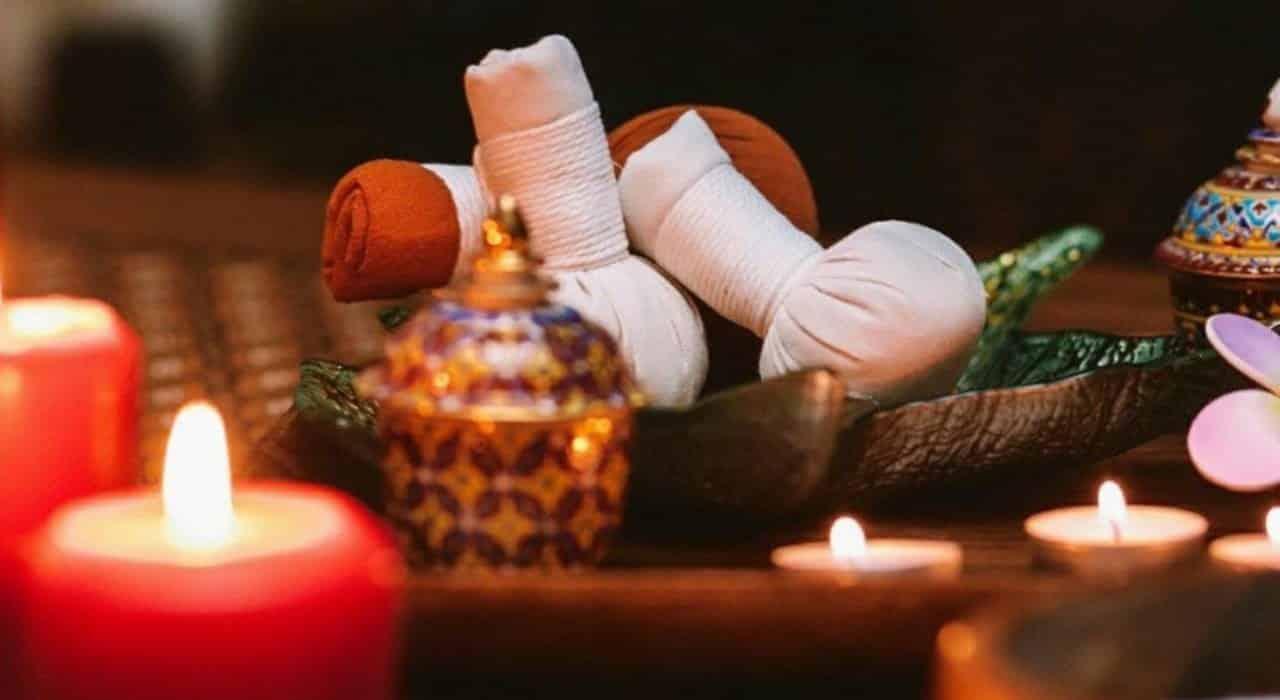 Herbal Massage