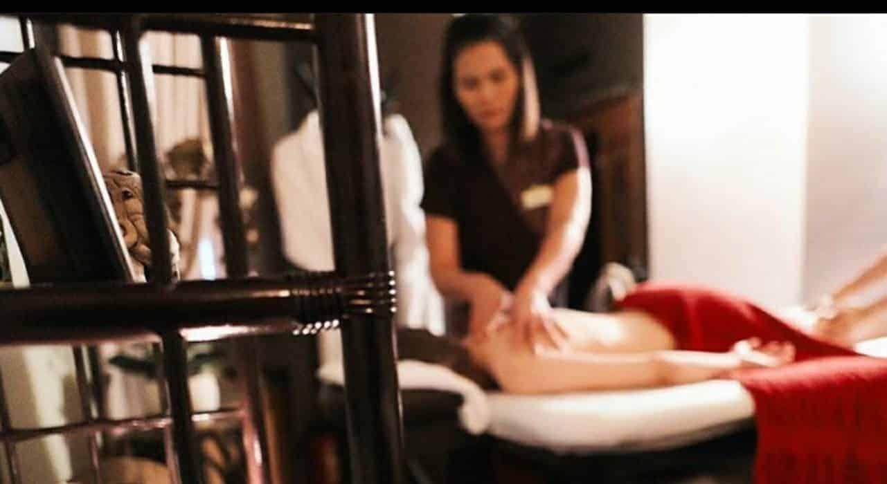 Oil Thai Massage