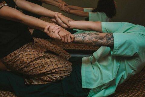 Traditiona Thai Massage