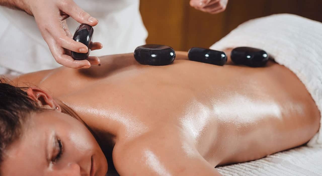 Hot Lava Stone Thai Massage